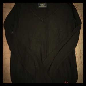 New, without tags, US Polo Assn. XL sweater, black